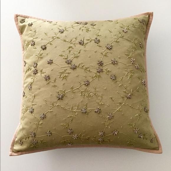 Pottery Barn Accents Decorative Pillows Quantity 2 Poshmark